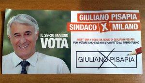 29-30 maggio c'è il ballottaggio: vai a votare!