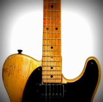 Fender Telecaster Micawber (on Pinterest)